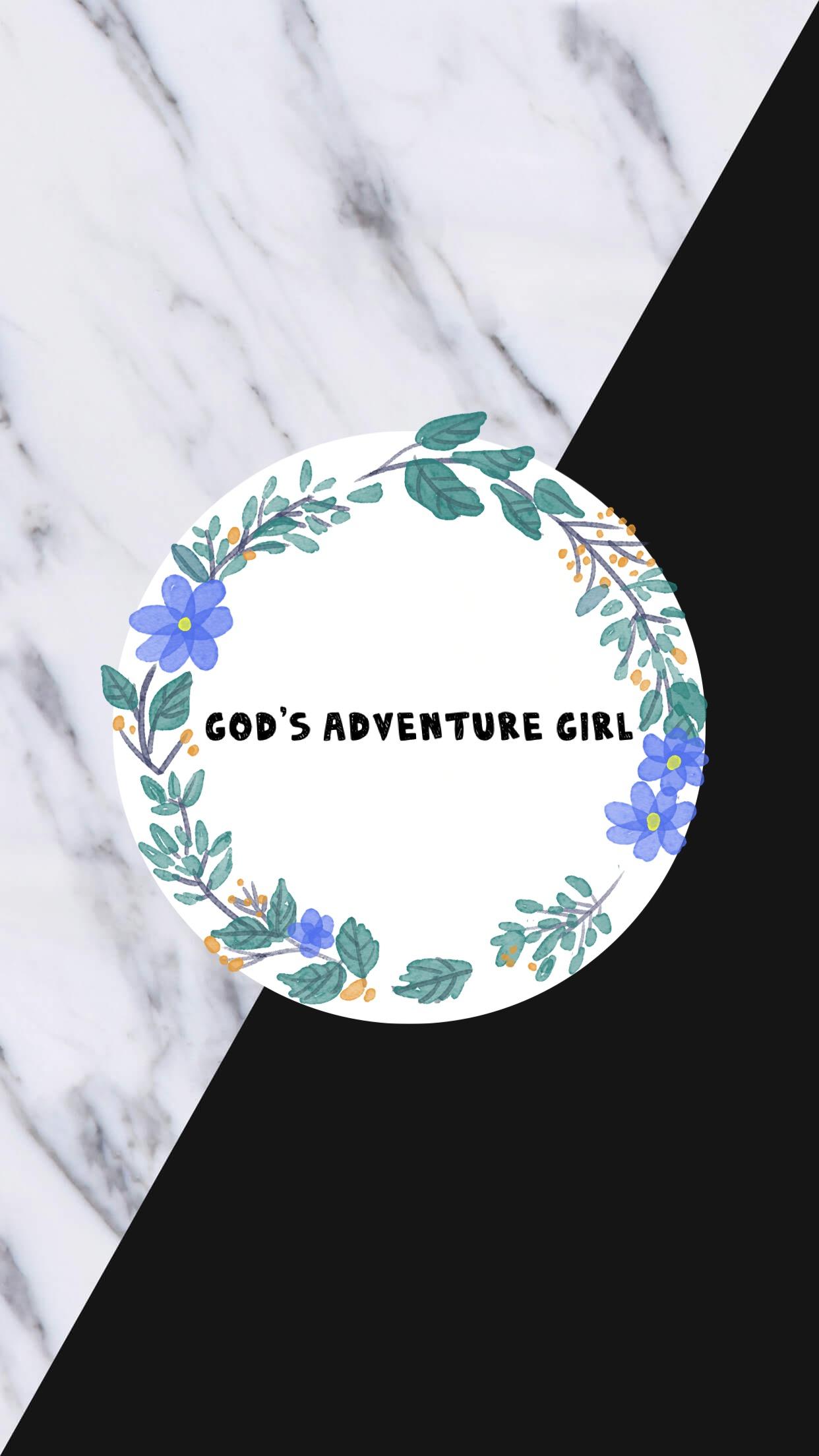 God's Adventure Girl